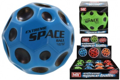 Extreme Bouncy Space Ball