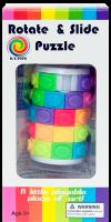 Rotate & Slide Fidget Puzzle