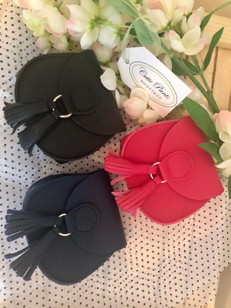 Tassel Shoulder Bag
