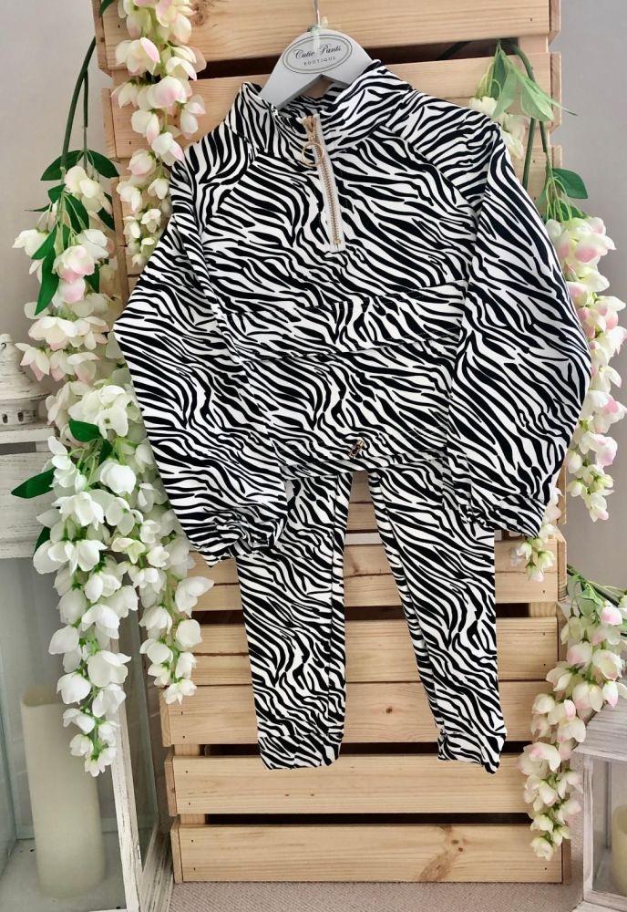 'Zebra' Tracksuit