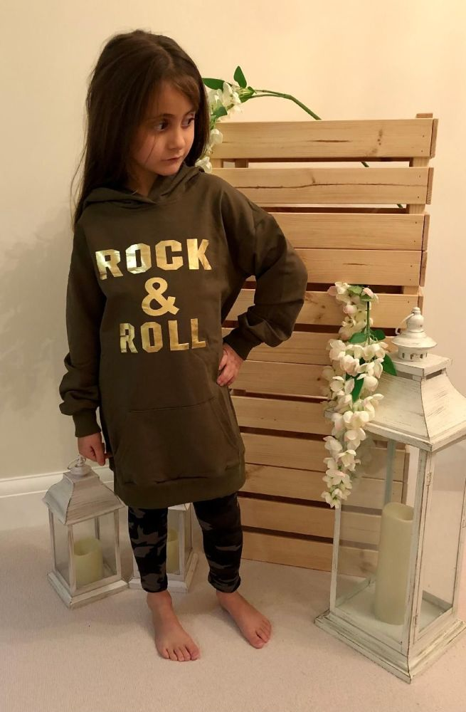 Rock & Roll Hoodie