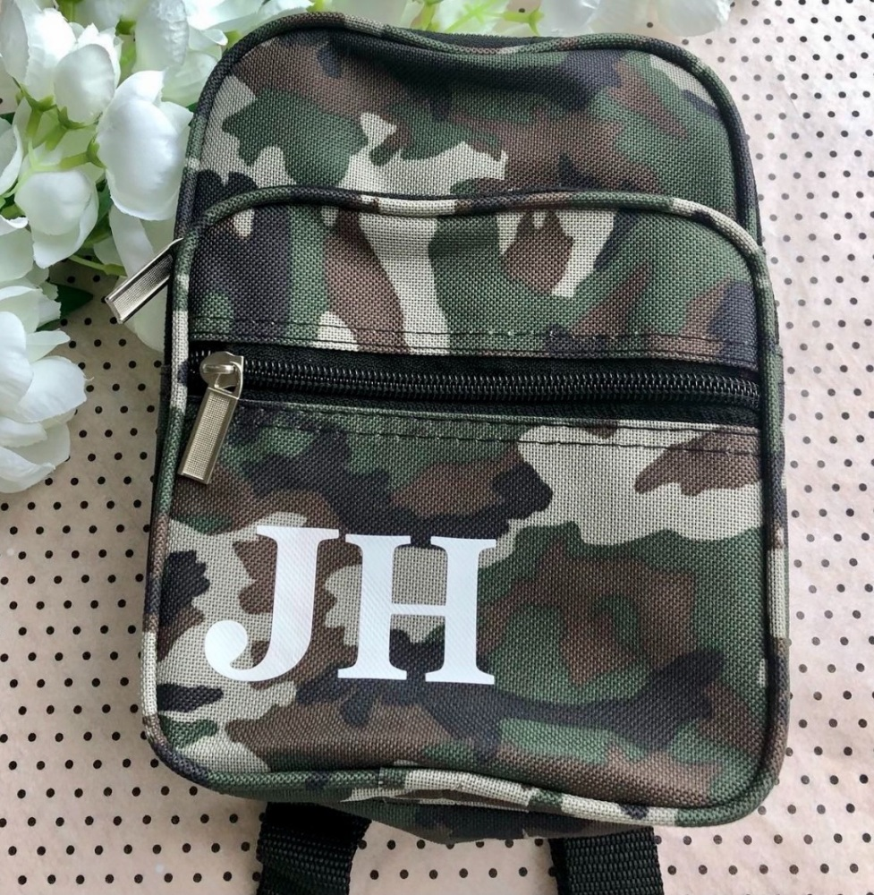 Mini Camo Back Pack
