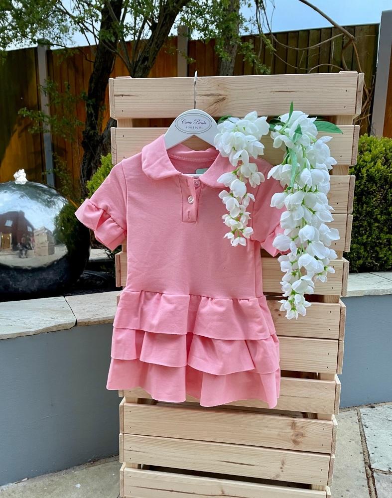 Ruffle Tennis Dress
