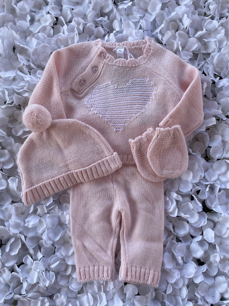 'The Lily-Rose' layette