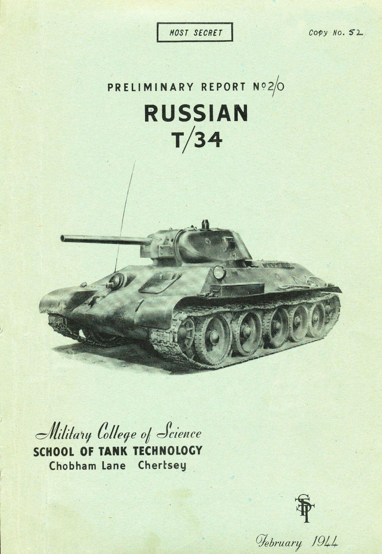 T-34 STT Report 2/0