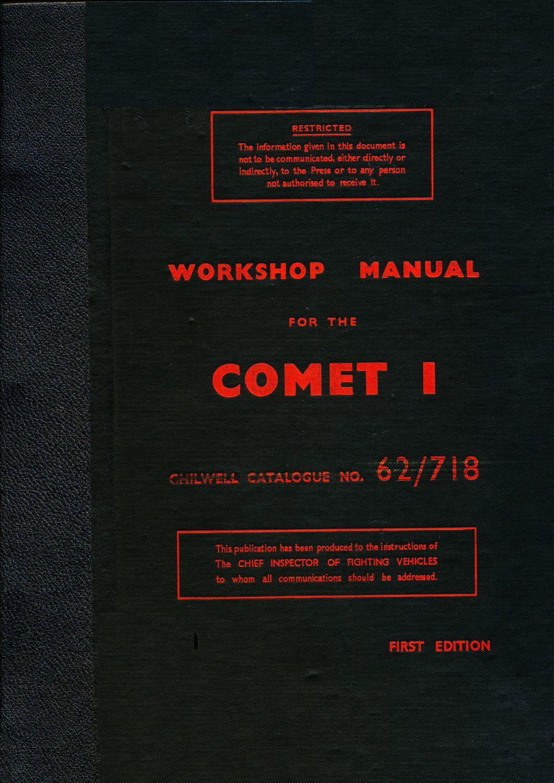 Comet I Workshop Manual