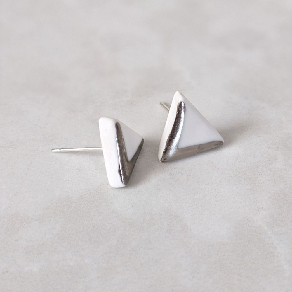 Sail Stud Earrings | Small