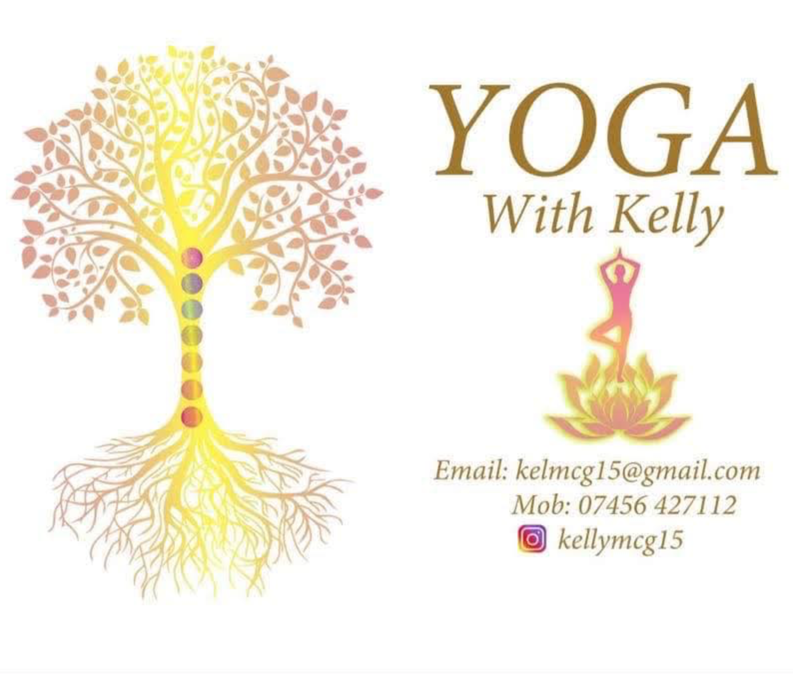 Yoga with Kelly