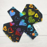 Rainbow hearts, Custom CSP