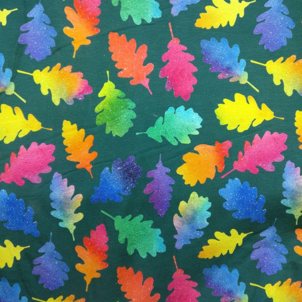 Rainbow Leaves, Custom Panties