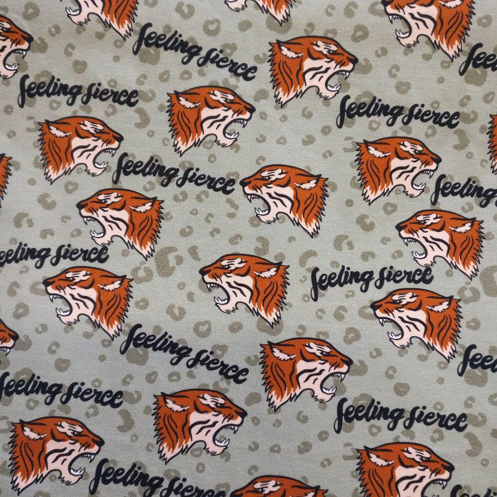 Fierce Tigers, Custom Panties