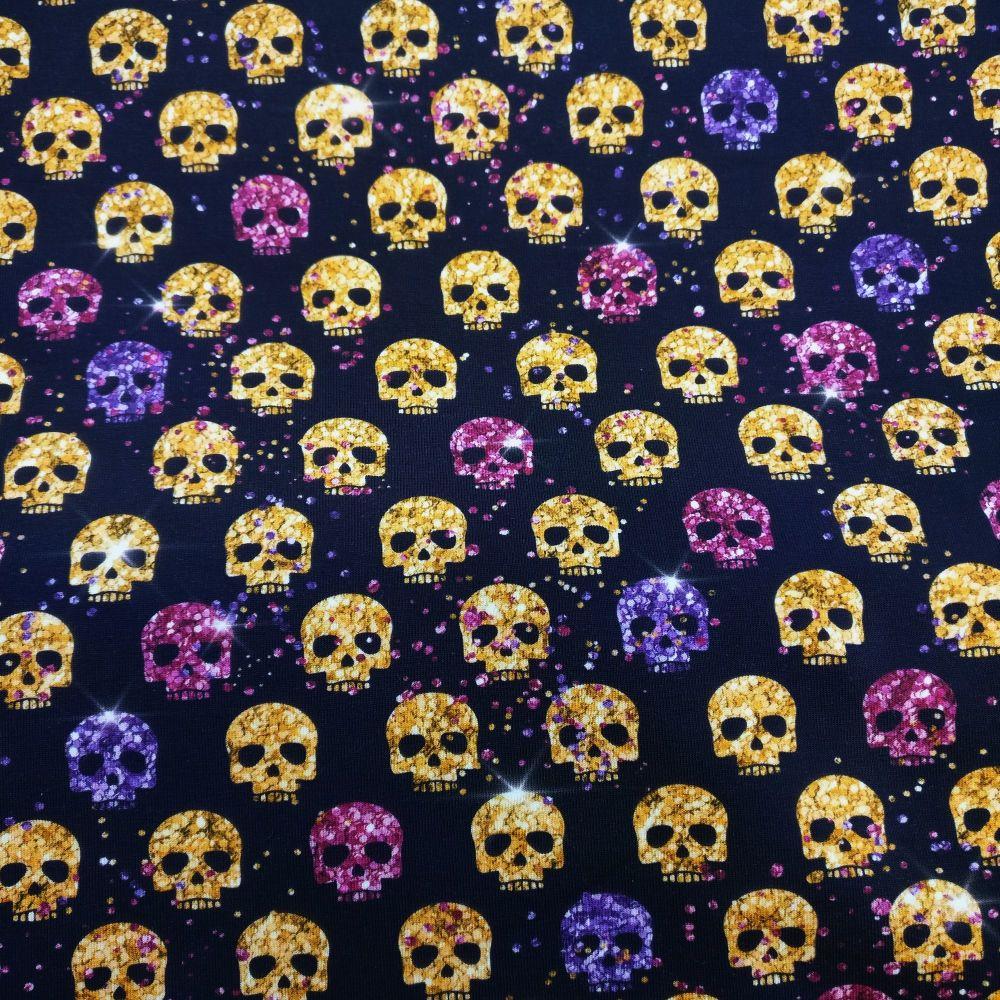 Glitter Skulls, Custom Panties