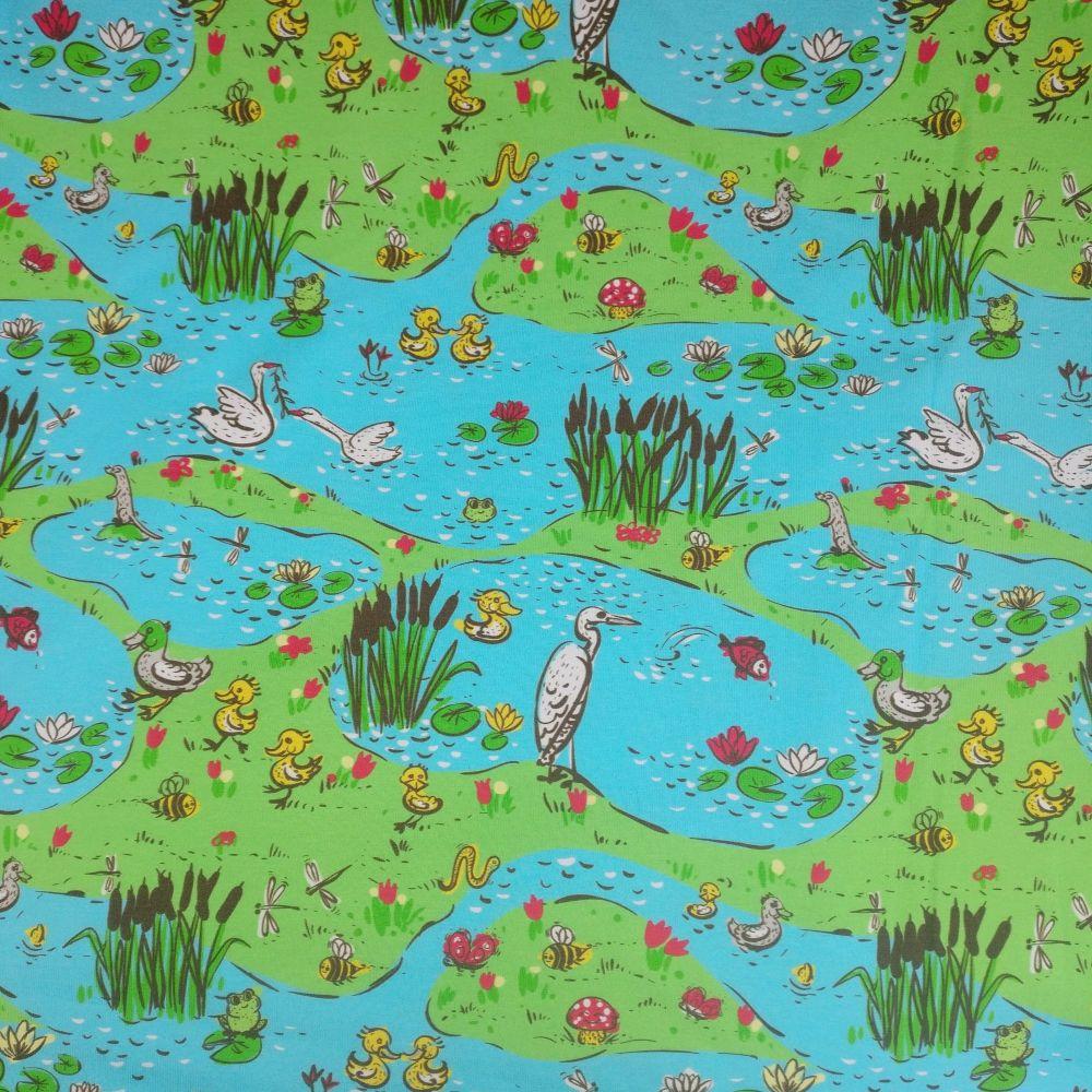 Idylic pond, Custom Panties