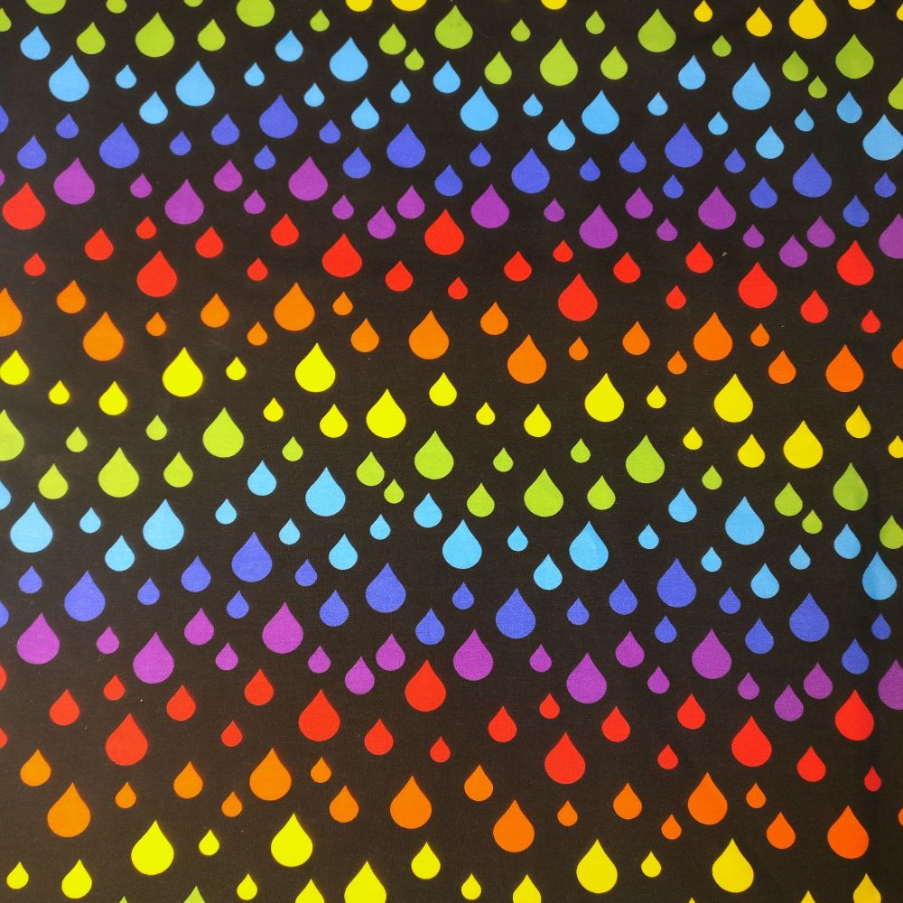 Rainbow Drops, Custom Panties