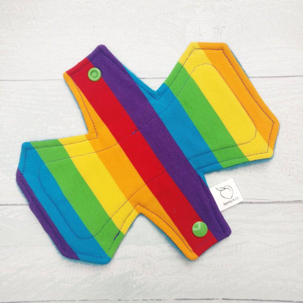 Rainbow Stripe, Custom CSP
