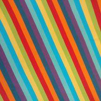 Scrambled Rainbow Stripe, Custom CSP