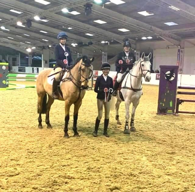 Rearsby Showjumping Team