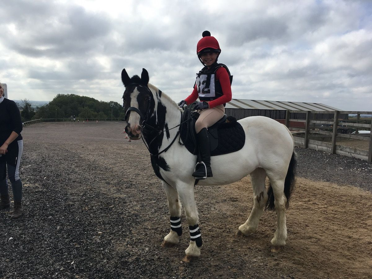 Young arena eventing entry