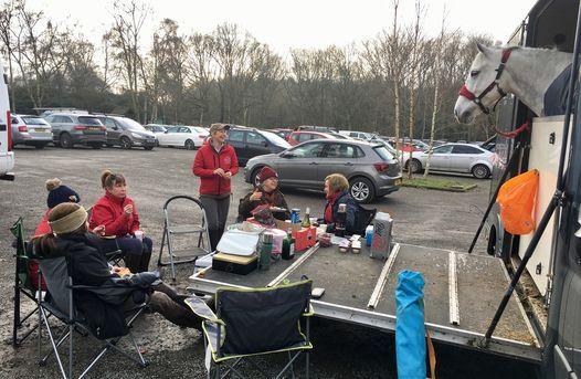 Festive picnic