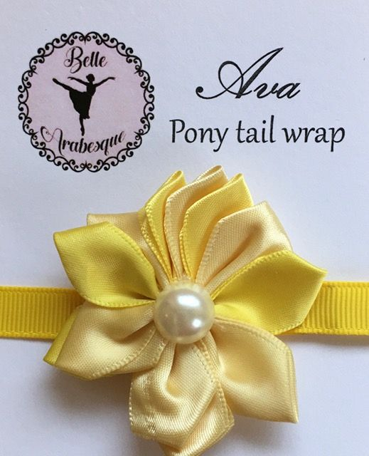 PONY TAIL WRAPS