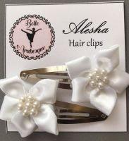 ALESHA hair clips
