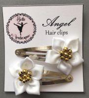 ANGEL hair clips