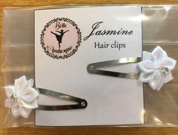 JASMINE hair clips