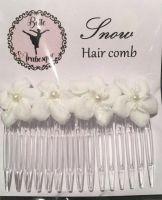 SNOW hair comb