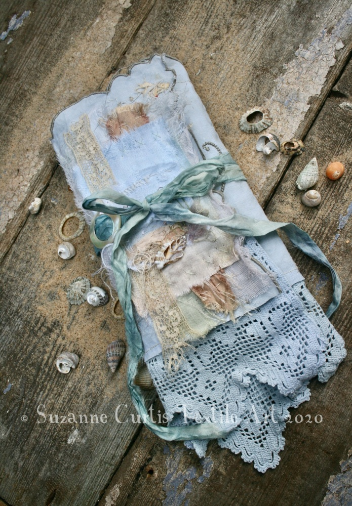 Textile Notebook Wrap 1
