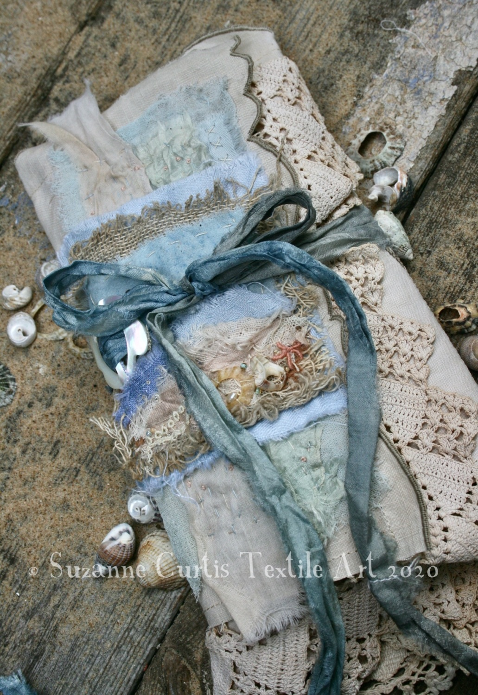 Textile Notebook Wrap