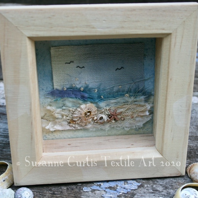 Textile Pictures/Framed Embroidery