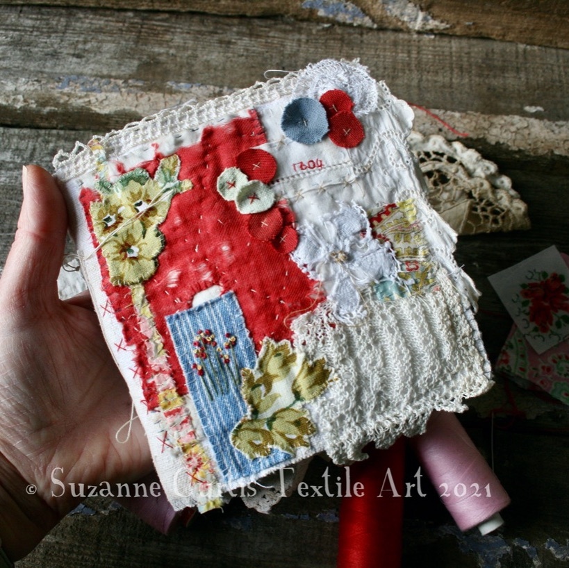 Slow Stitch Book Pack