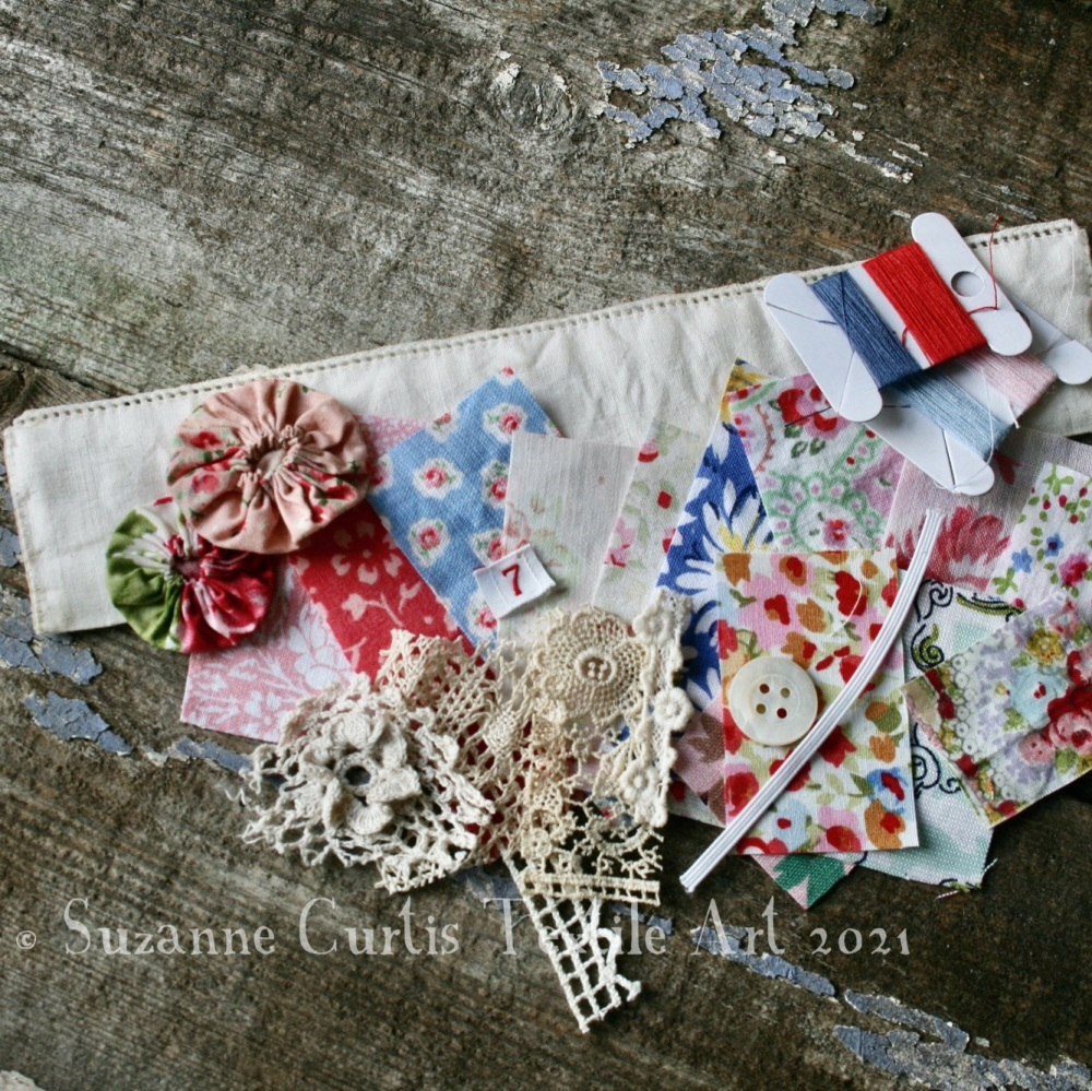 Slow Stitch Cuff Bracelet Pack