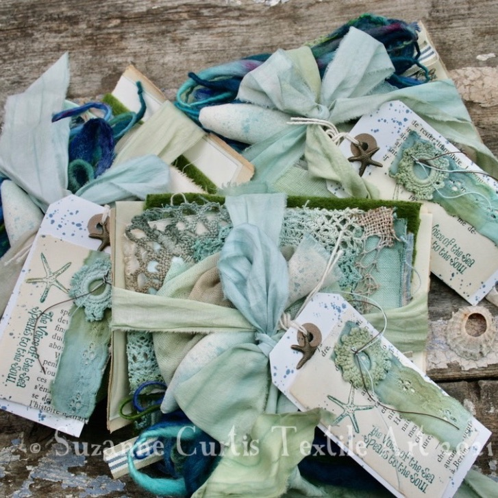 Textile Art and Journalling Supplies