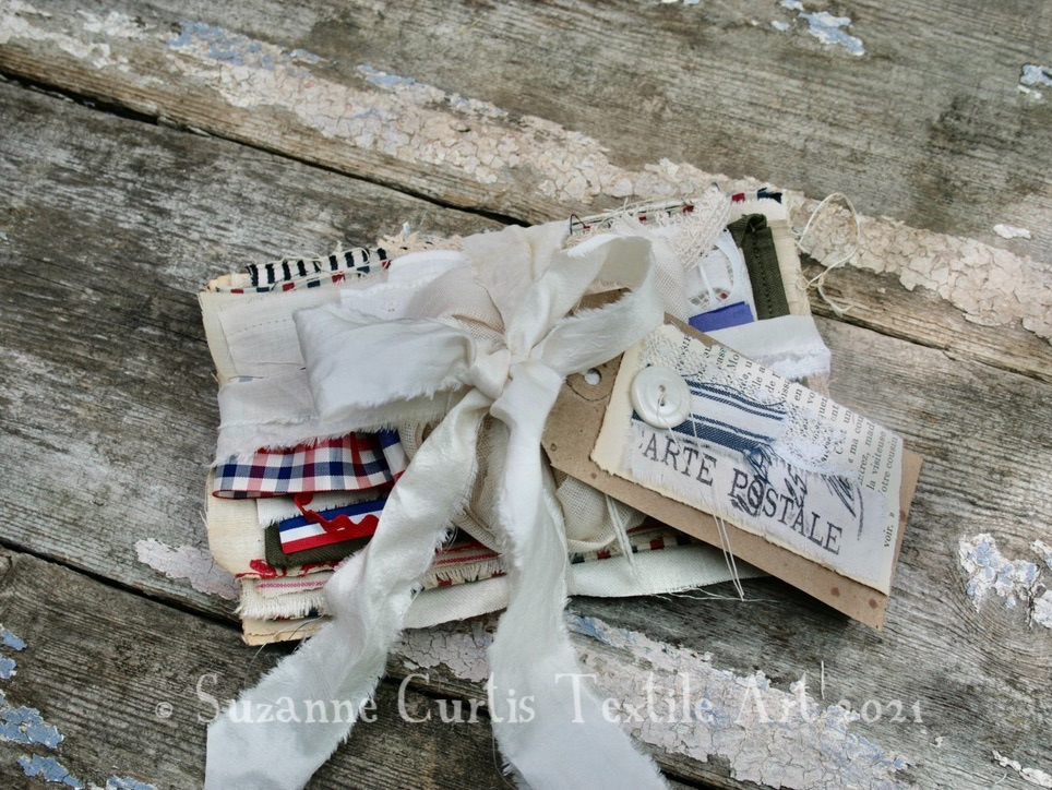 French Themed Mixed Media Bundle 01