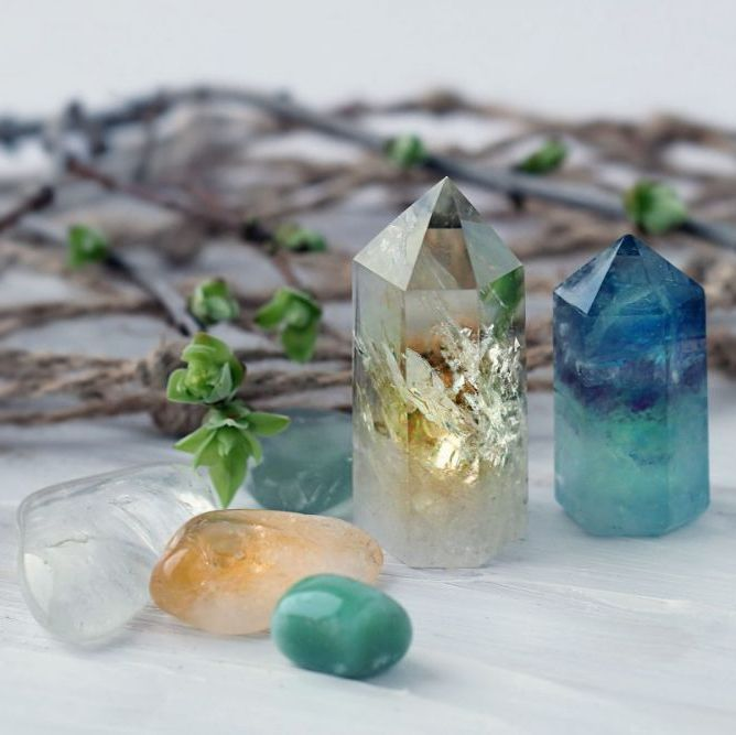 Crystals & Crystal Therapy