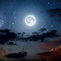 By The Magic of the Moon