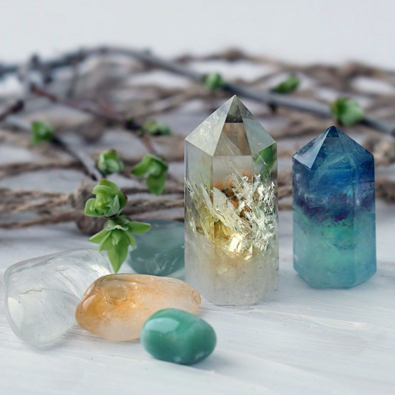 Crystal Healing Therapy Practitioner