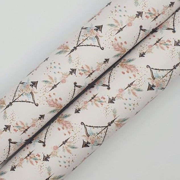 Feather & Bow Floral