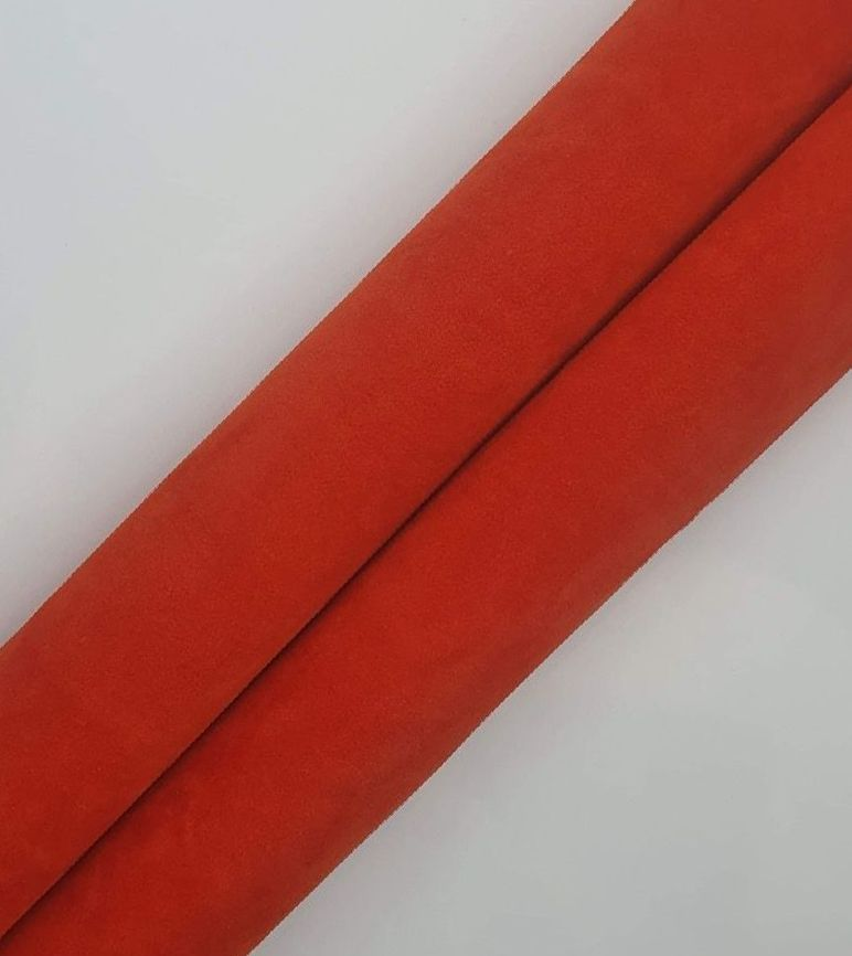 Mandarin Double Sided Suede