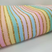 Candy Stripes Bullet Fabric