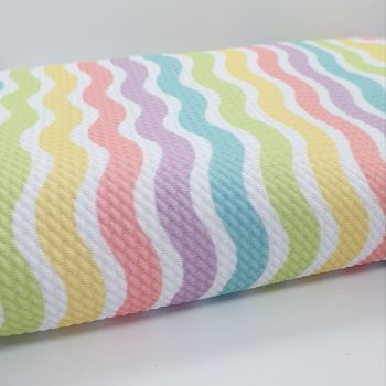 Candy Waves Bullet Fabric