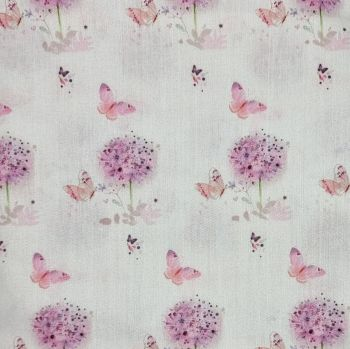 Butterfly Wish Polycotton