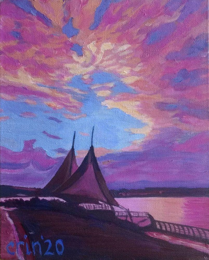 Barrage Sails