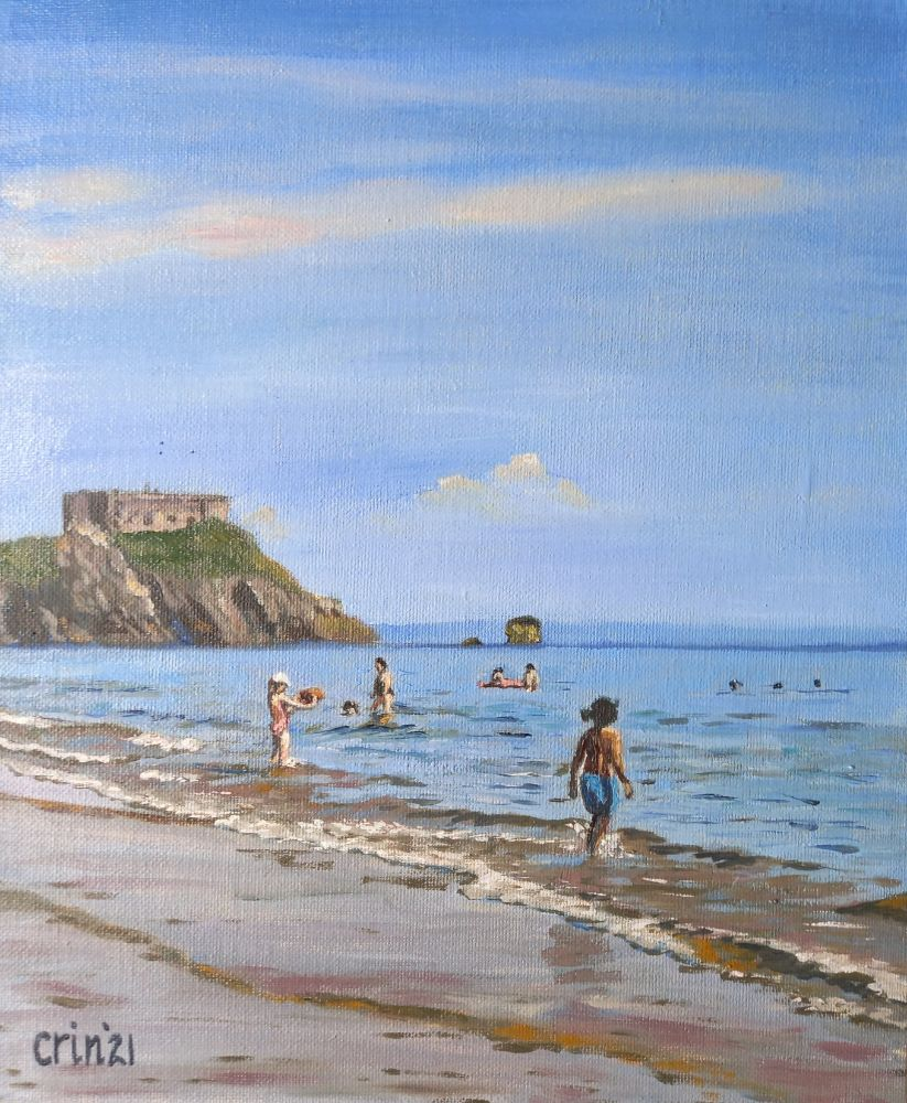 Seascapes (South Wales)