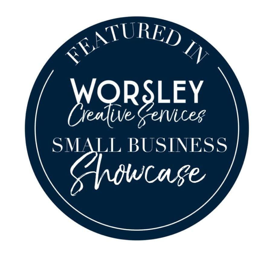 Featured on Worsley Creative Small Business Showcase