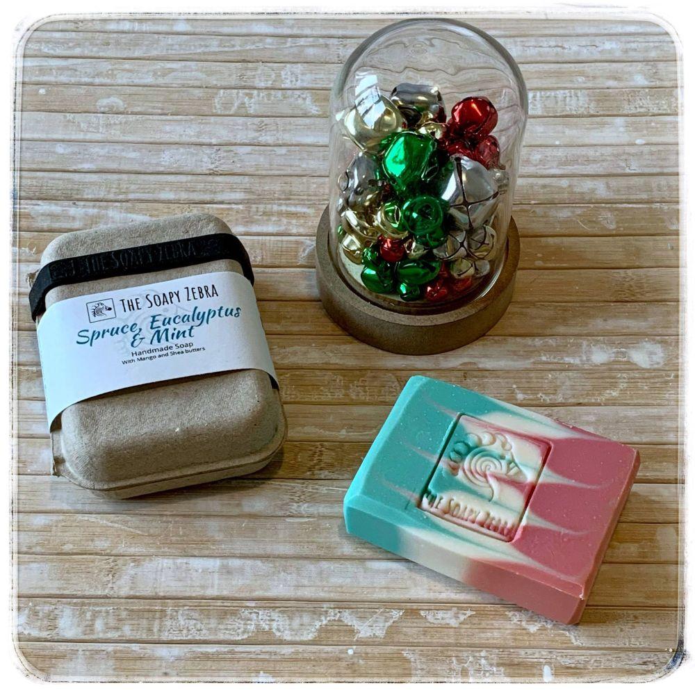 Spruce, Eucalyptus & Mint Soap