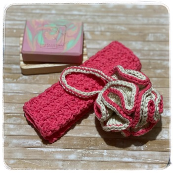 'Pink' Peach & Cherry Blossom Gift set