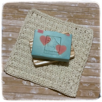 LOVE Spruce & Mint Hearts Gift set