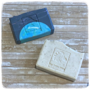 Soap Duo - Mother Earth and Banana Oats